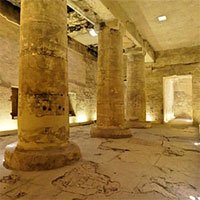 Thêm một phát hiện mới tại ngôi đền Vua Ramses II tại Ai Cập