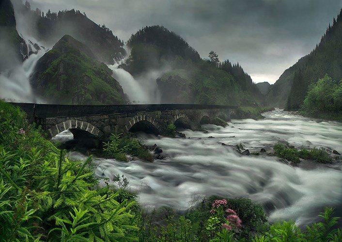 Thiên đường có thật ở vùng nông thôn Na Uy