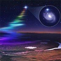 Thiên hà khác phát tín hiệu
