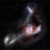 Thiên hà sáng nhất vũ trụ