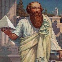 Thiên tài toán học Pitago đã có những tư tưởng