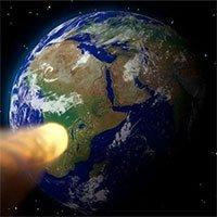 Thiên thạch hơn 300m đang bay về phía Trái đất