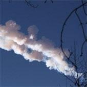Thiên thạch nổ tung ở Nga đã va chạm với Mặt Trời?