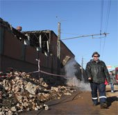 Thiên thạch rơi ở Nga chứa nguồn năng lượng cực mạnh
