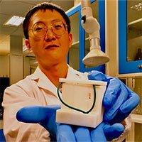 Thiết bị lập hình ảnh 3D của da giúp điều trị vảy nến, chàm...