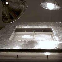 Thiết bị tạo nước từ không khí dùng trên sa mạc