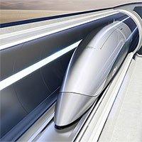 Thiết kế hoàn chỉnh của tàu siêu tốc 1.200km/h