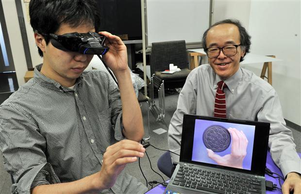 Thiết kế kính mắt dành riêng cho người ăn kiêng