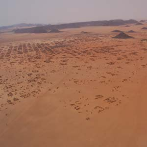Thoái hóa đất, nguy cơ sa mạc hóa ở miền Trung