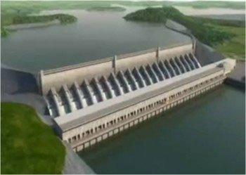 Thông qua dự án xây dựng đập thủy điện lớn thứ 3 thế giới