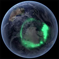 Thứ bí ẩn ở cực Bắc của Trái đất đang