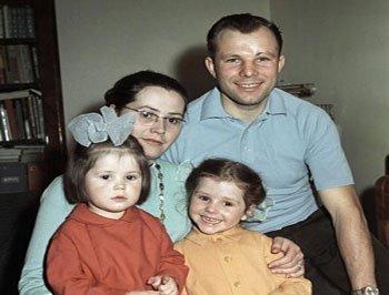 Thư gửi vợ trước chuyến bay của Gagarin