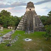 Thứ lạ lùng nhất thành cổ Maya: Như
