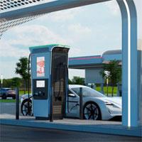 Thụy Sĩ xây dựng trạm sạc xe điện siêu tốc chỉ cần sạc trong 15 phút