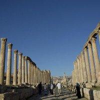 Tia laser vẽ bản đồ thành phố cổ ở Jordan