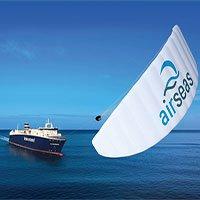 Tiết kiệm kinh phí, công ty Airbus phát triển diều cho tàu buồm