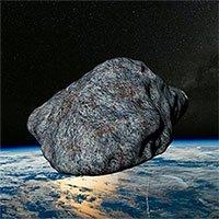 Tiểu hành tinh sắp bay gần Trái đất nhất trong 115 năm