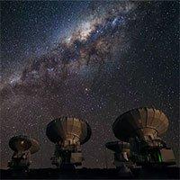 Tìm ra thế giới vĩ đại của những thiên hà