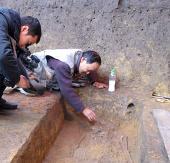 Tìm thấy di cốt người cổ cách đây 3.500 năm