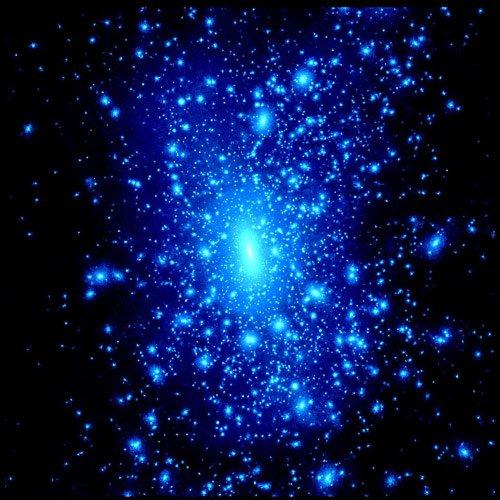 Tìm thấy hạt vi mô tới từ vật chất tối