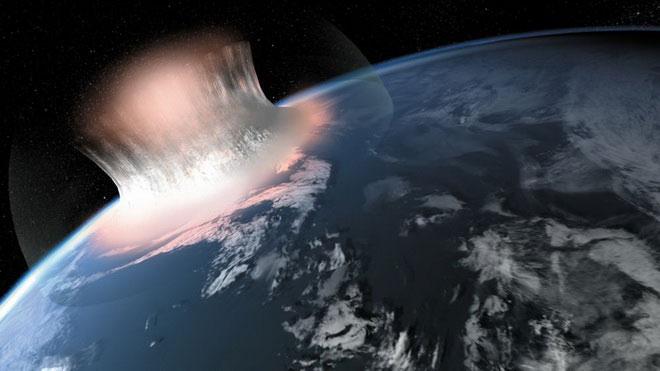 Tìm thấy hố thiên thạch xưa nhất Trái đất