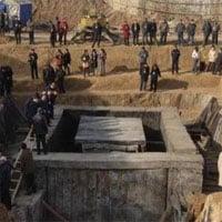 Tìm thấy mộ cổ hoàng gia nhưng không ai dám đụng: Chuyên gia chắp tay