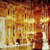 Tìm thấy phòng hổ phách dát vàng 265 triệu USD?