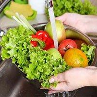 Tin được không: Rửa rau, trái cây và thịt với nước 50 độ C sẽ ngon ngọt hơn