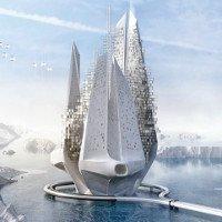 Tòa nhà giúp tái đóng băng Nam Cực và lọc sạch CO2 khỏi không khí