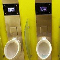 Toilet công cộng cũng biết nhận diện khuôn mặt ở Trung Quốc