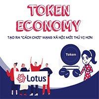 Token trên mạng xã hội Lotus là gì?