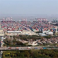 Top 10 cảng biển lớn nhất thế giới