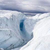Top 6 cấu trúc bí ẩn dưới lớp băng Greenland