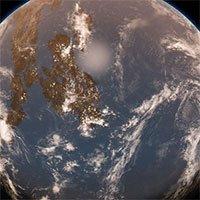 Trái đất cổ đại là một thế giới ngập nước?