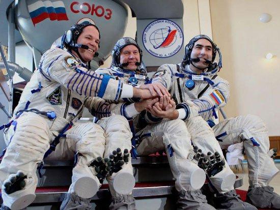 Trạm vũ trụ tăng độ cao nhằm đón tàu Soyuz