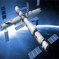 Trạm vũ trụ Thiên Cung 2 vào lại khí quyển, bị