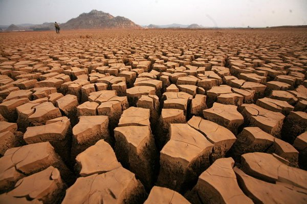 Triều Tiên bị hạn hán nặng nhất trong 5 thập kỷ qua