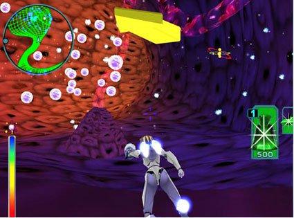Trò chơi điện tử có thể hỗ trợ việc chữa trị ung thư.