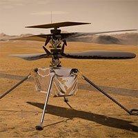 Trực thăng NASA bay trên sao Hỏa cách nào?