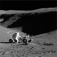 Trung Quốc biến bụi Mặt trăng thành vật liệu chắc gấp 22 lần bê tông