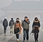 Trung Quốc chi 277 tỷ USD giải quyết vấn đề ô nhiễm