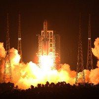 Trung Quốc công bố Sách Trắng về ngành vũ trụ 2016