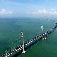 Trung Quốc hoàn thành đường hầm dưới biển dài nhất thế giới