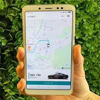 Trung Quốc là nơi đầu tiên sử dụng ứng dụng gọi xe không người lái