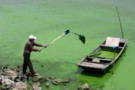 Trung Quốc ô nhiễm nguồn nước vì