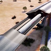 Trung Quốc sắp xây đường tàu siêu tốc 1.200km/h
