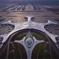Trung Quốc sắp xây nhà ga sân bay hình hoa tuyết khổng lồ