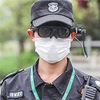 Trung Quốc tạo ra kính thông minh phát hiện người mắc Covid-19
