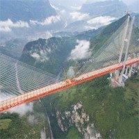 Trung Quốc thông xe cầu cao nhất thế giới