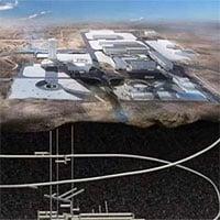Trung Quốc thử nghiệm chôn rác thải hạt nhân dưới sa mạc